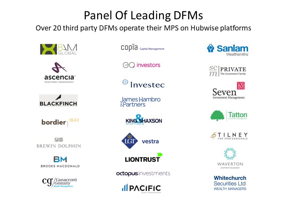 Hubwise DFM Panel